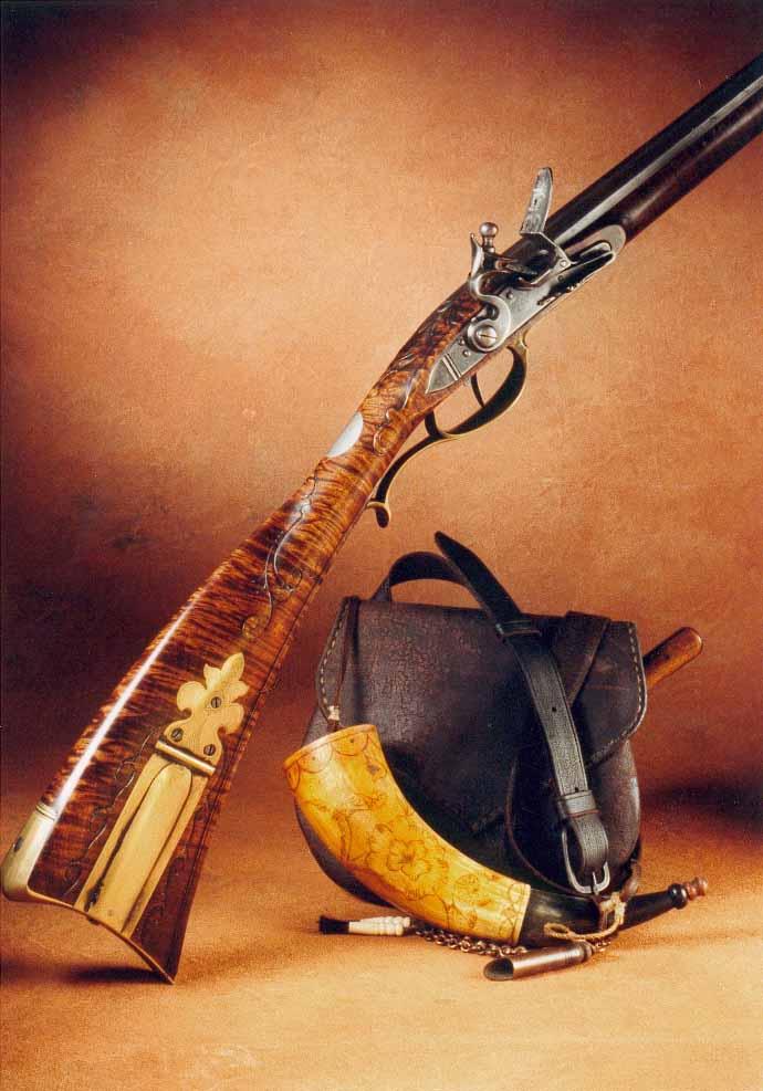 Lehigh County Flintlock Rifles